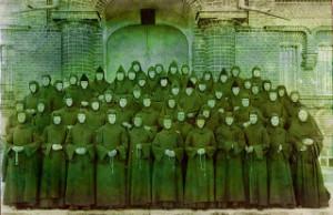 Сестры Владимирской общины