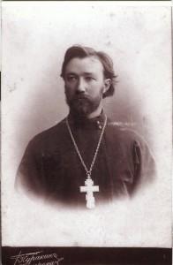 Священник Павел Молчанов