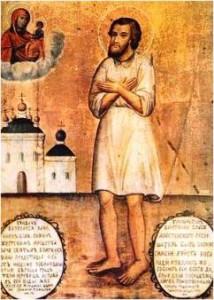 Святой блаженный Симон Юрьевецкий