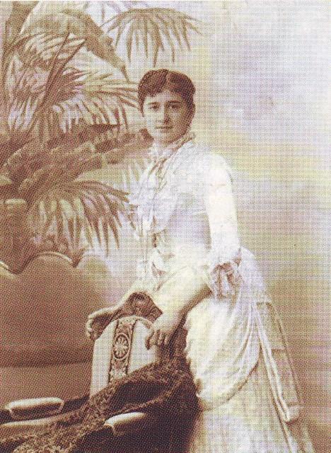 Мария Александровна Гарелина