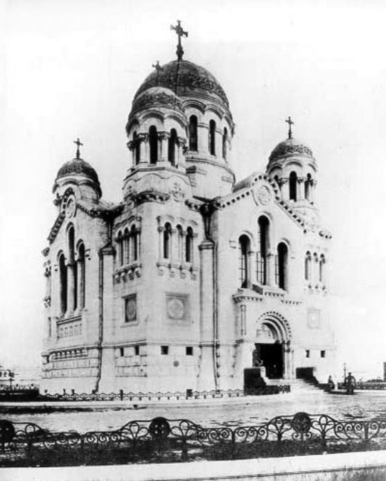 Спасский храм Иваново-Вознесенска